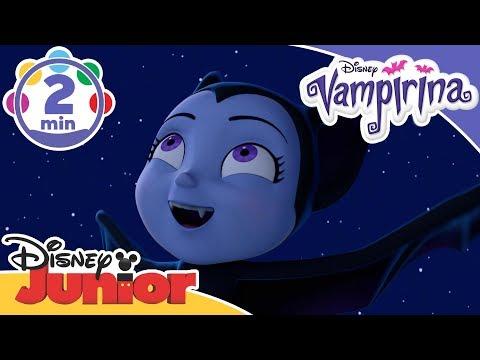 Vampirina  Beautiful Night for a Flight  🎇  Disney Junior UK