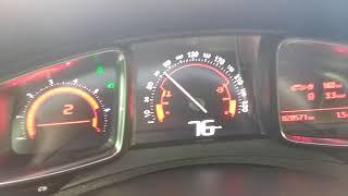 0-100 km/h Citroën DS5 THP
