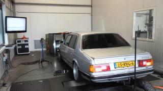 Baixar BMW E23 730d Dyno Run @Van Vught Tuning