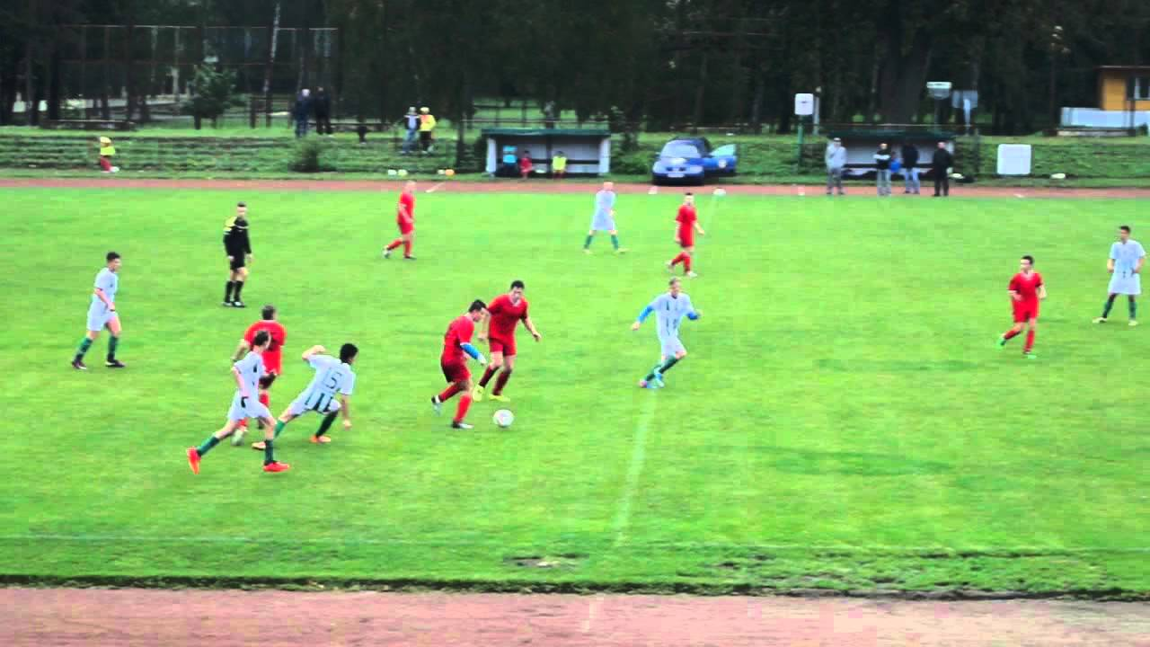 Muks Wlokniarz Pabianice Vs Lks Polonia Andrzejow All Goals Youtube
