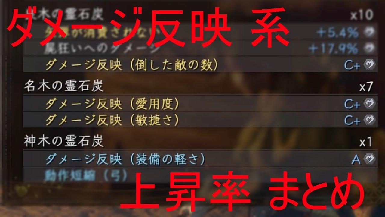 仁王2 攻撃反映 武