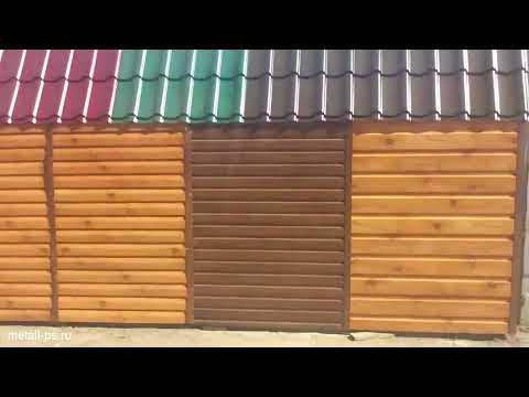 Как покрыть крышу профнастилом своими руками: фото и видео