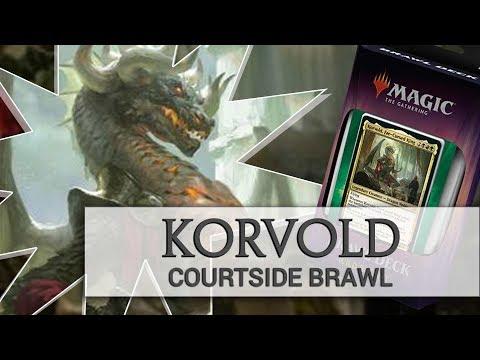 Korvold, Fae-Cursed King 💀🔥🌲 SAVAGE HUNTER 🐉👑 Magic Arena 🥊 Courtside Brawl