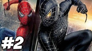 Spider-Man 3: The Game Walkthrough Part 2 (Xbox 360/PS3/Wii/PC)