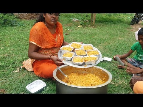 100 YIPPEE NOODLES Cooking in My Village || Donating to Poor Peoples
