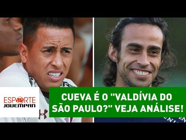"CUEVA é o ""VALDÍVIA do SÃO PAULO?"" Veja ANÁLISE!"