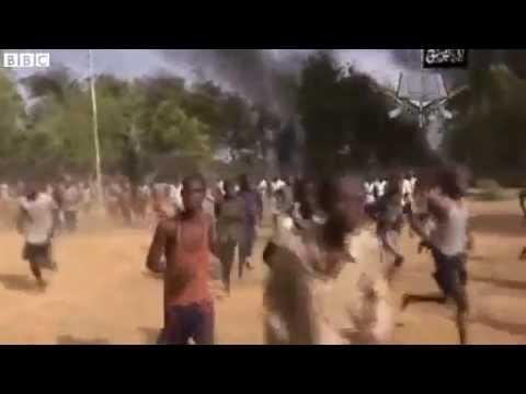 Boko Haram Filmed Giwa Barracks Aattack - Nigerian Army 'Killed Hundreds'