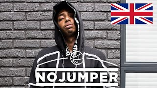Yung Fume on Growing up in South London, working with Lil Durk & Young Nudy