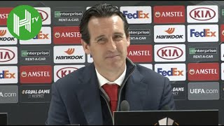 Unai Emery: I prefer to make changes for Southampton match