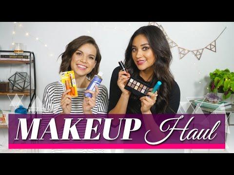 Makeup Haul with Ingrid Nilsen | Shay Chic