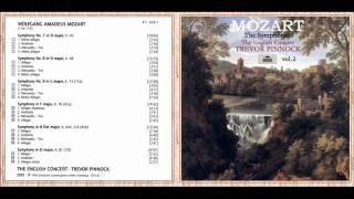 W. A. Mozart - Symphony No. 7 in D Major, K.45: IV. Molto allegro