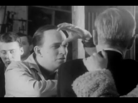 Ingmar Bergman makes a movie (english subtitles)