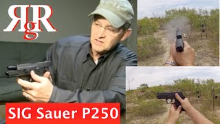 SIG Sauer P250 Review - GoPro Hero2