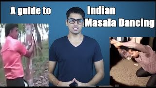 #HollyShit || Episode 14 ||A guide to Indian Masala Dancing!