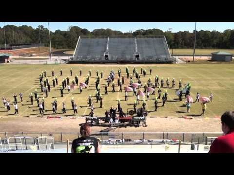 South Paulding High School Band 2010 Full Show
