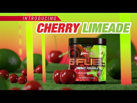 Cherry Limeade G FUEL | Inspired by Censor