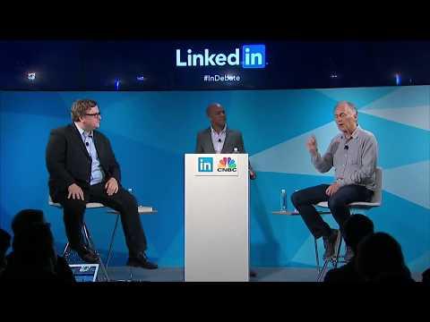 Live: Reid Hoffman & Tim O'Reilly Debate