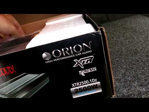 Repeat Kicker Solo X on Orion 2500D in a Yukon by