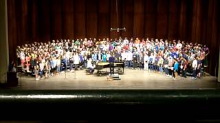 """My Spirit Sang All Day"" - GMEA All-State Chorus: Senior Mixed Choir"
