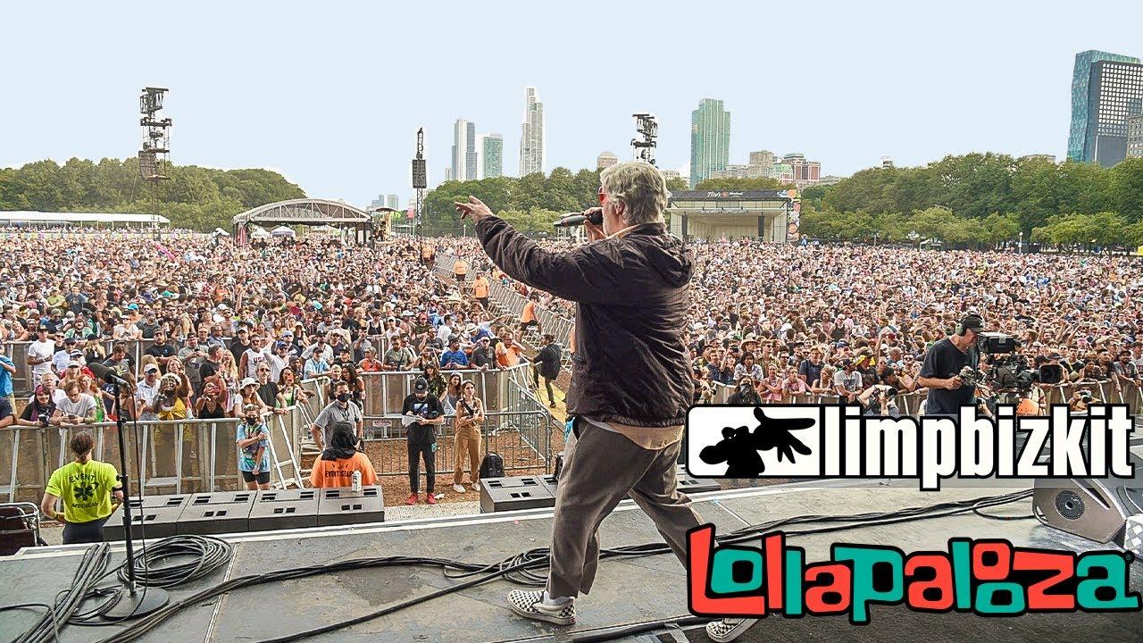 Download Limp Bizkit - Live at Lollapalooza 2021 (FULL CONCERT)
