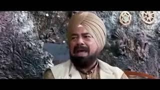 Гіппій Гревал Gurpreet Ghuggi Б. Н. Шарму. Karamjit в anmol Панджабі кіно комедії сцени