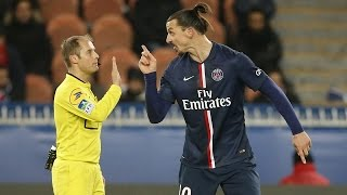 Players and referees ● craziest reactions & fight