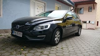 2013 Volvo V60 D3 Onboard Test Drive
