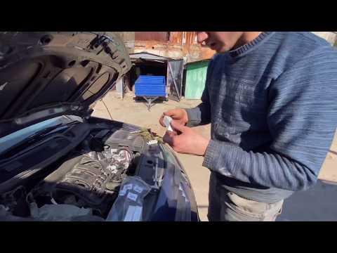 Замена свечей зажигания Renault Megan 2 1.6/1.4 16v