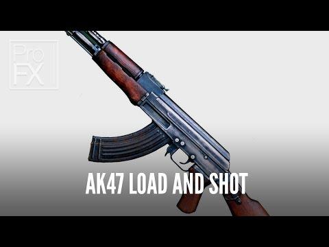 AK47 sound effect | ProFX (Sound, Sound Effects, Free Sound Effects)