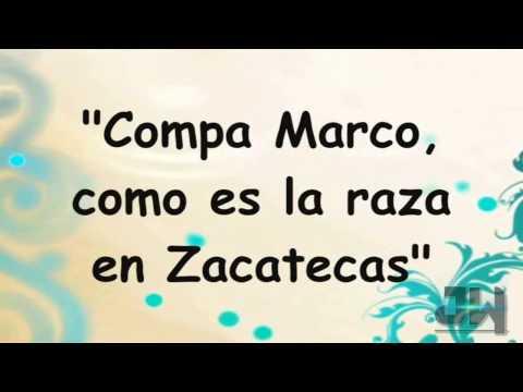 ►02 Banda Tierra Sagrada Soy Un Desmadre (Ft Marco Flores) Letra [Así Te Quiero Yo 2014] Estudio HD