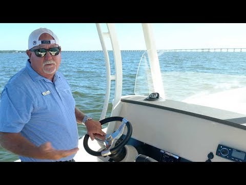 Boating tips episode 33 trimming an outboard engine explained