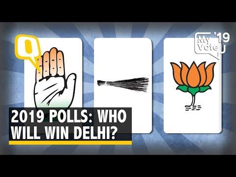 2019 Polls: Who Will Win Delhi? | The Quint Mp3