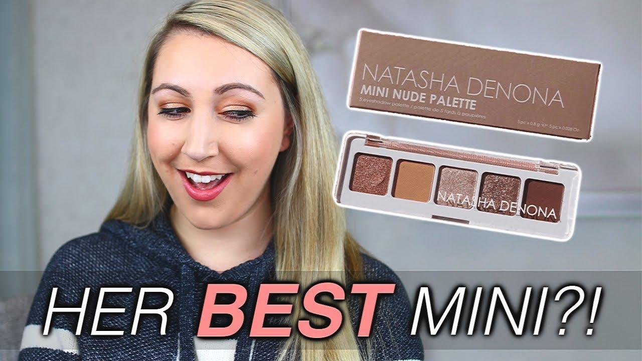 Mini Nude Eyeshadow Palette by Natasha Denona #12