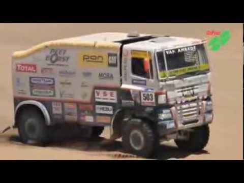 "Dakar Rally 2010: Ginaf Rally Power - ""Etappe 9: Weer een goede dag""."