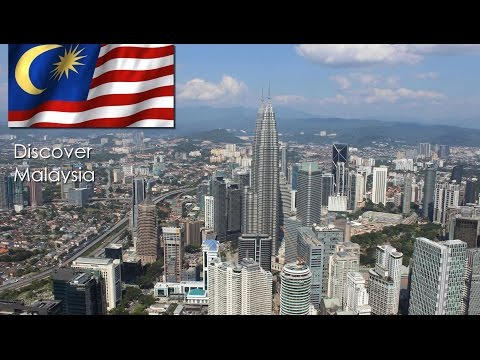 Discover Malaysia - a journey to paradise [Full HD]