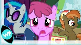 Top 10 Silent Ponies (Seasons 1-4)