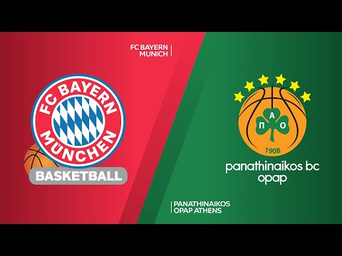 FC Bayern Munich - Panathinaikos OPAP Athens Highlights | Turkish Airlines EuroLeague, RS Round 28