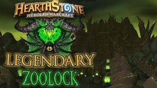 Hearthstone Guide - Legendary Zoolock - German/Deutsch