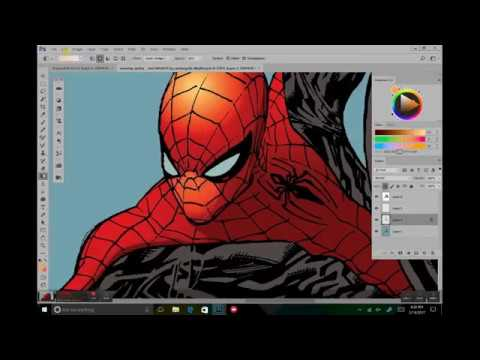 Spidey Colors