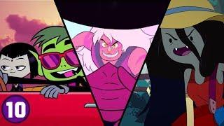Top 5 Best Songs In Cartoons!