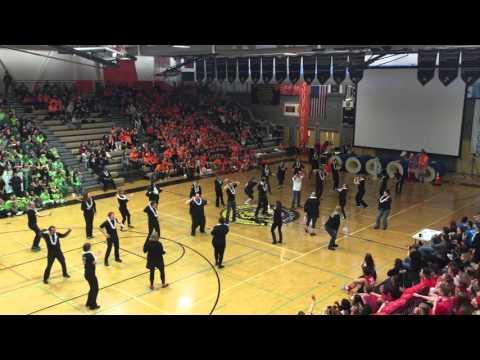 South Staff SOboss Dance