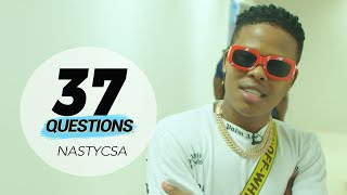 37 Questions with South African Rapper Nasty C