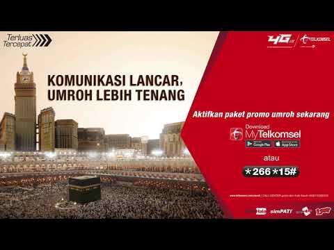 Cara Aktivasi Paket Umroh & Haji Indosat.