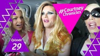 AAA Girls Do Australia Part 1 - Courtney Chronicles