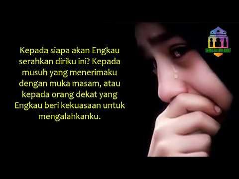 Nurul Huda Wafana - Sholawat Syahdu Bikin Sedih Lirik HD