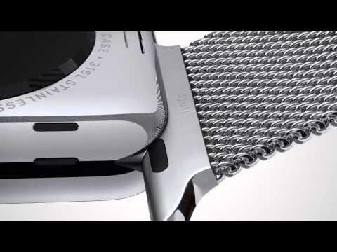 Видео реклама Apple Watch - часы эпл