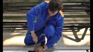 видео Холодильная камера Polair КХН-10