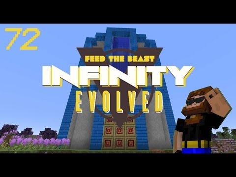 Minecraft: FTB Infinity Evolved - Ep.72 - Cobalt Blue