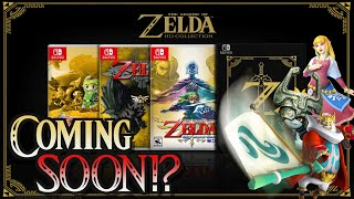 Zelda Hd Collection Coming!? (wind Waker/twilight Princess/skyward Sword) [theory]
