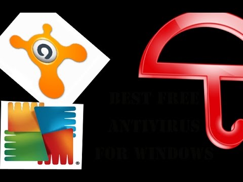 best free antivirus for laptop 2017